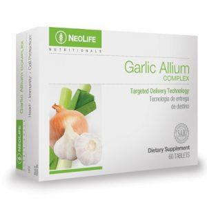 Garlic-Allium-Complex