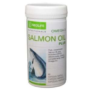 Omega 3 Salmon Oil Plus